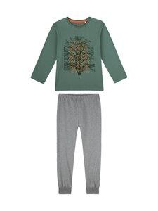 Sanetta - Wild Adventure -pyjama - 40030 DARK FOREST   Stockmann