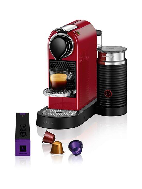 Nespresso - Citiz & Milk -kapselikahvinkeitin - RED   Stockmann - photo 1