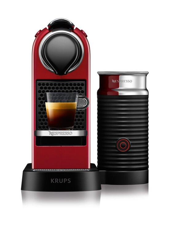 Nespresso - Citiz & Milk -kapselikahvinkeitin - RED   Stockmann - photo 2