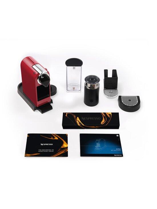 Nespresso - Citiz & Milk -kapselikahvinkeitin - RED   Stockmann - photo 5