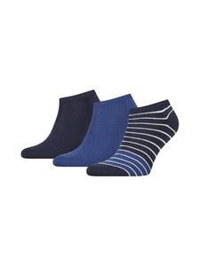 Tommy Hilfiger - TH Sneaker -sukat 3-pack - NAVY 002   Stockmann