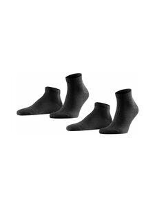 Falke - Happy Sneaker -sukat 2-pack - 3000 BLACK   Stockmann