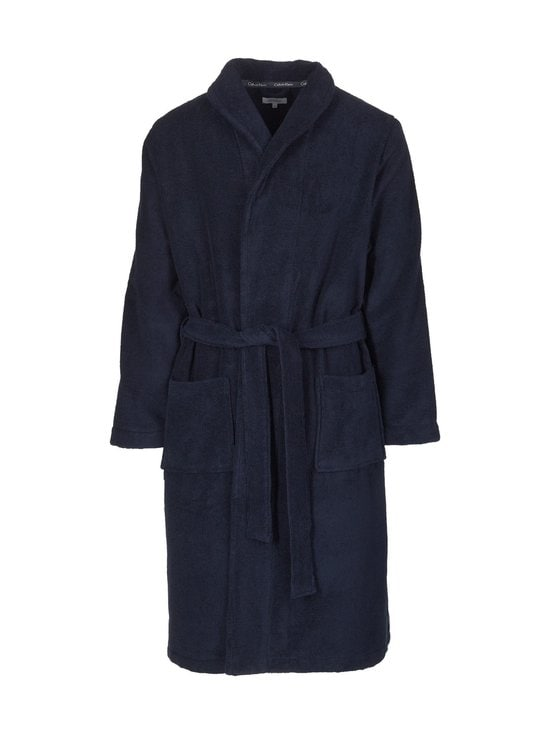 Calvin Klein Underwear - Kylpytakki - BLUE SHADOW (TUMMANSININEN) | Stockmann - photo 1