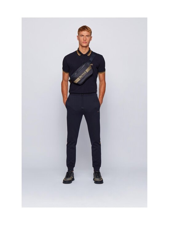 BOSS - Halvo Jersey Trousers -housut - 402 DARK BLUE | Stockmann - photo 5