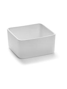 Serax - Heii Bowl Square -kulho 12 x 12 cm - WHITE | Stockmann