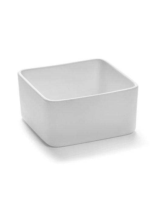 Serax - Heii Bowl Square -kulho 12 x 12 cm - WHITE   Stockmann - photo 1
