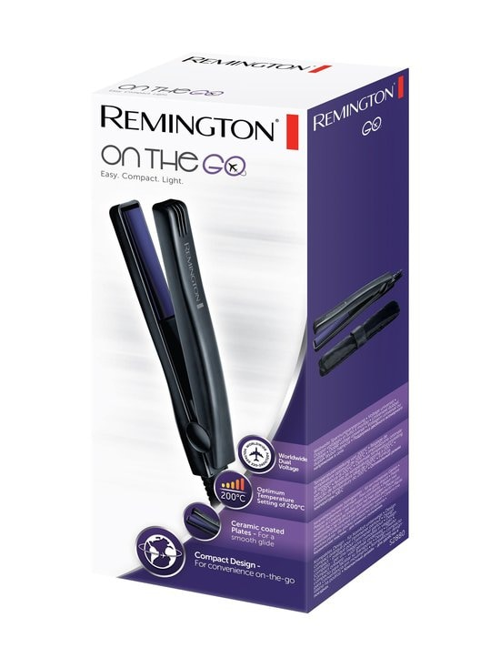 Remington - S2880 Define & Style -suoristusrauta - MUSTA | Stockmann - photo 2