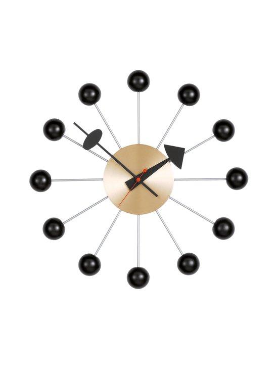 Vitra - Ball-seinäkello 33 cm - BLACK | Stockmann - photo 1
