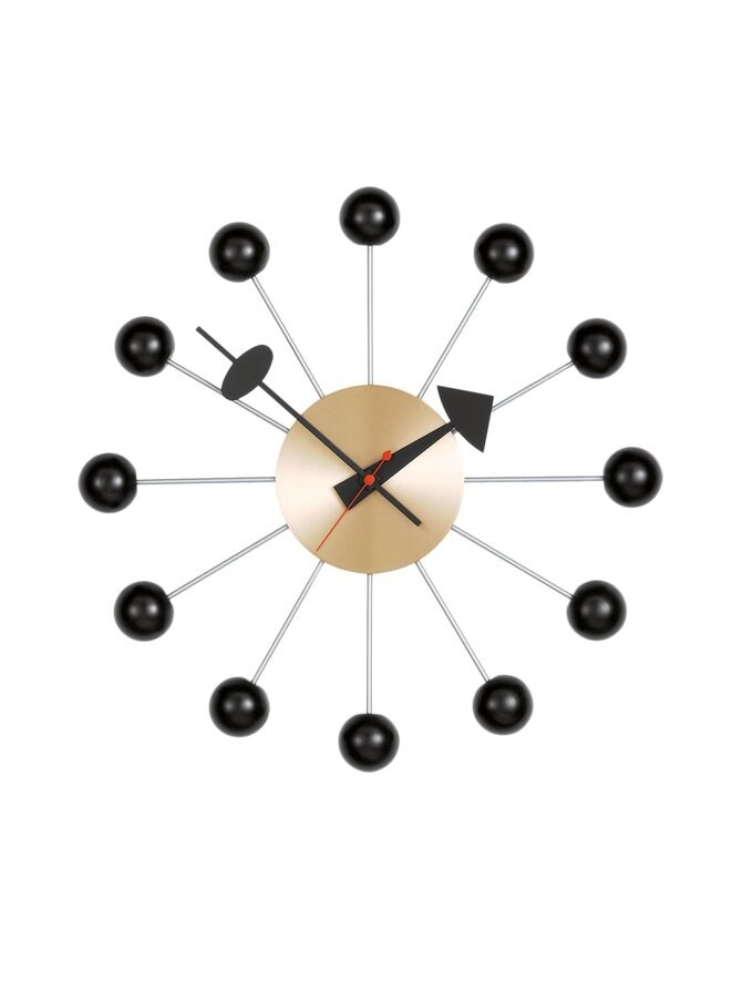 Ball-seinäkello 33 cm
