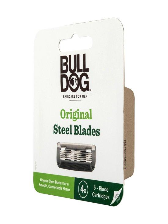 Bulldog Natural Skincare - Original Steel Blades -vaihtoterä 4 kpl - NOCOL | Stockmann - photo 1