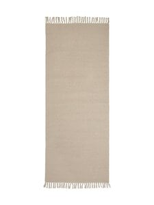 Casa Stockmann - Mineral-puuvillamatto 80 x 200 cm - BEIGEWHITE | Stockmann