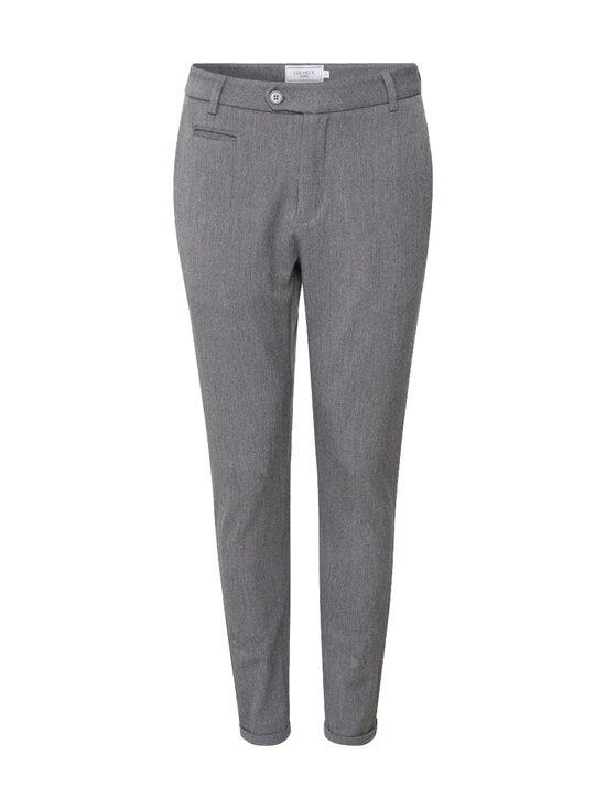 Les Deux - Como Suit Pants -housut - 3232-GREY MELANGE | Stockmann - photo 1