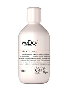 Wedo - Light & Soft -shampoo 100 ml | Stockmann