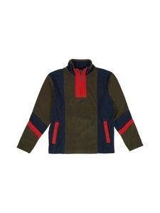 Fila - Jacomo-paita - A895 GRAPE LEAF - BLACK IRIS - TRUE RED | Stockmann