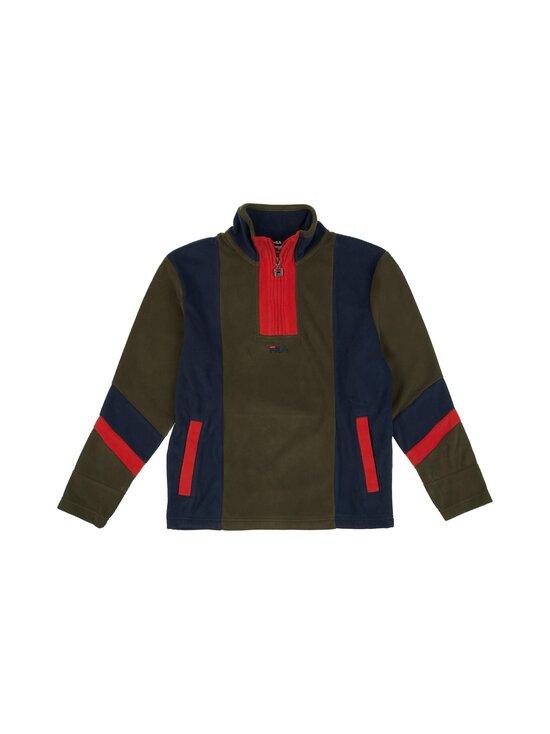 Fila - Jacomo-paita - A895 GRAPE LEAF - BLACK IRIS - TRUE RED   Stockmann - photo 1