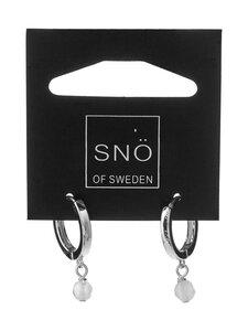 Snö Of Sweden - Roc Small Ring -korvakorut - WHITE   Stockmann