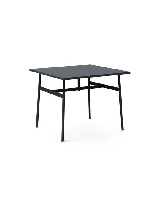 Normann Copenhagen - Union-pöytä 90 x 90 cm - BLACK | Stockmann - photo 1
