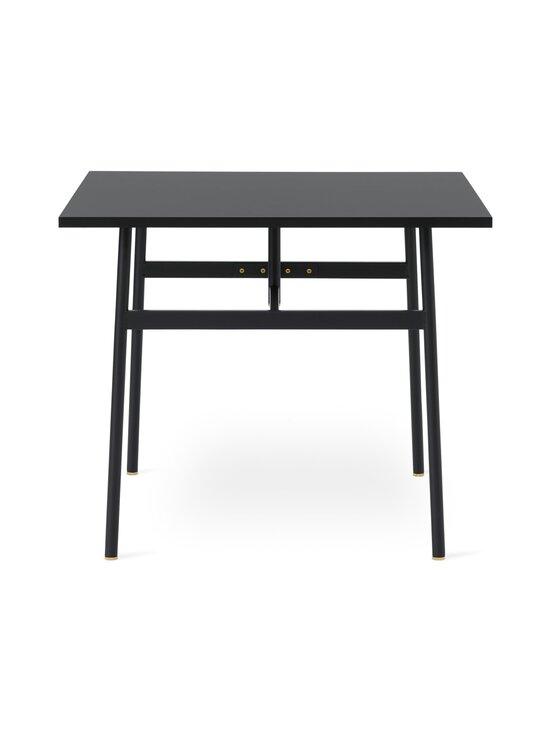 Normann Copenhagen - Union-pöytä 90 x 90 cm - BLACK | Stockmann - photo 2