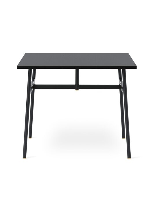 Normann Copenhagen - Union-pöytä 90 x 90 cm - BLACK | Stockmann - photo 3