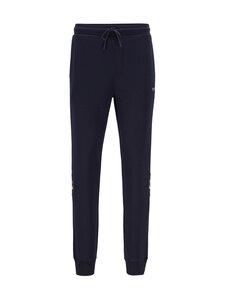 BOSS - Halvo Jersey Trousers -housut - 402 DARK BLUE | Stockmann