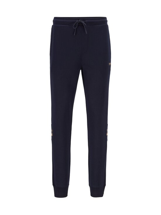 BOSS - Halvo Jersey Trousers -housut - 402 DARK BLUE | Stockmann - photo 1