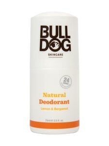 Bulldog Natural Skincare - Lemon & Bergamot -deodorantti 75 ml | Stockmann