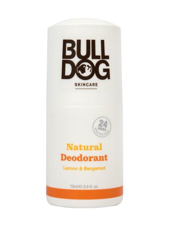 Bulldog Natural Skincare - Lemon & Bergamot -deodorantti 75 ml - NOCOL | Stockmann - photo 1