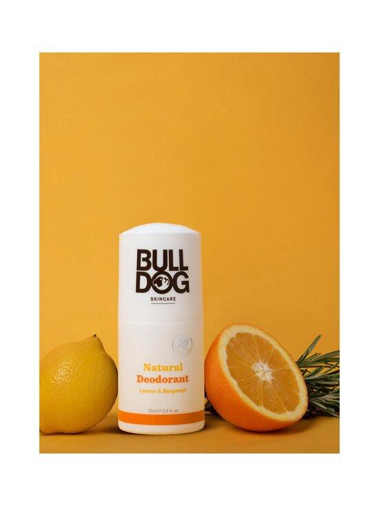 Bulldog Natural Skincare - Lemon & Bergamot -deodorantti 75 ml - NOCOL | Stockmann - photo 2