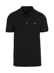 Lyle & Scott - Pikeepaita - TRUE BLACK (MUSTA) | Stockmann