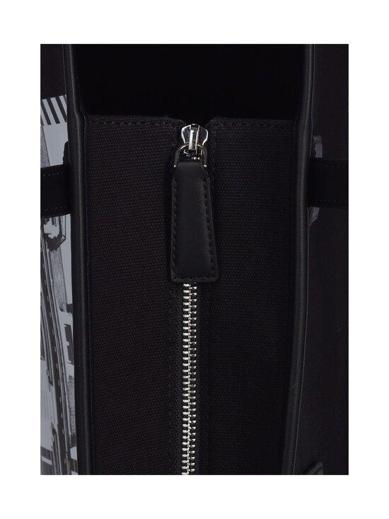 Karl Lagerfeld - K/Maison Canvas Tote -laukku - A999 BLACK   Stockmann - photo 3