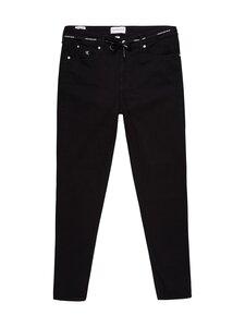 Calvin Klein Jeans Plus - Plus Size High Rise Skinny Jeans -farkut - 1AP BB217 - RINSE BLACK LACE WB   Stockmann