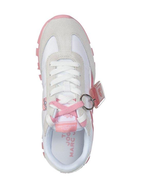 Marc Jacobs - The Jogger -sneakerit - 159 WHITE/PINK | Stockmann - photo 2