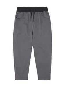 Emporio Armani - Sweatpant Styled Trouser -housut - F925 FANT.BLU | Stockmann