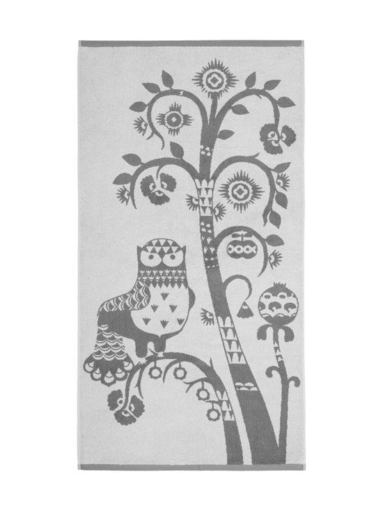 Iittala - Taika-kylpypyyhe 70 x 140cm - GREY   Stockmann - photo 1