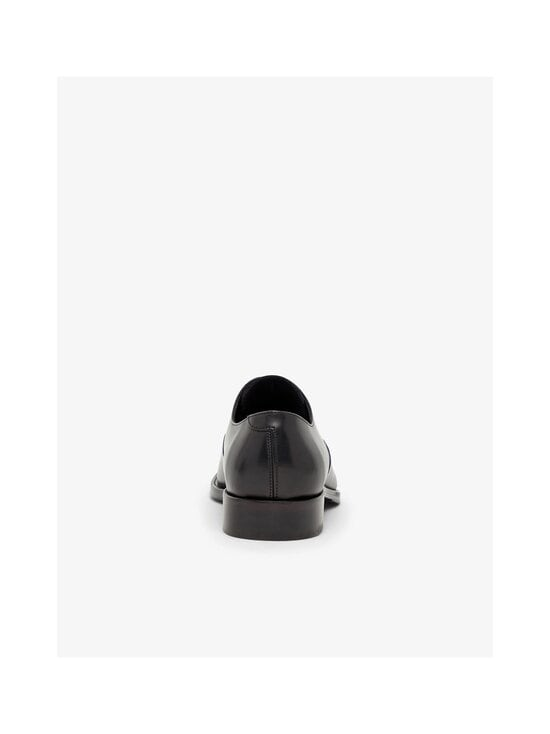J.Lindeberg - Hopper Leather Oxford -nahkakengät - 9999 BLACK   Stockmann - photo 2