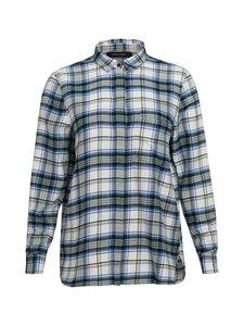 Peak Performance - W Super Flannel Shirt -paita - 951 W.PRINT.GROUN | Stockmann