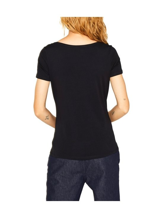 Esprit - T-paita - BLACK 001 | Stockmann - photo 2