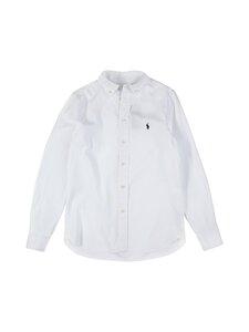 Polo Ralph Lauren - Slim Fit -kauluspaita - 2WCF WHITE | Stockmann
