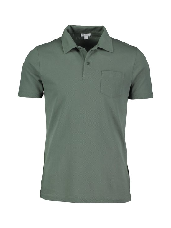 Sunspel - Riviera Polo -paita - PINE | Stockmann - photo 1