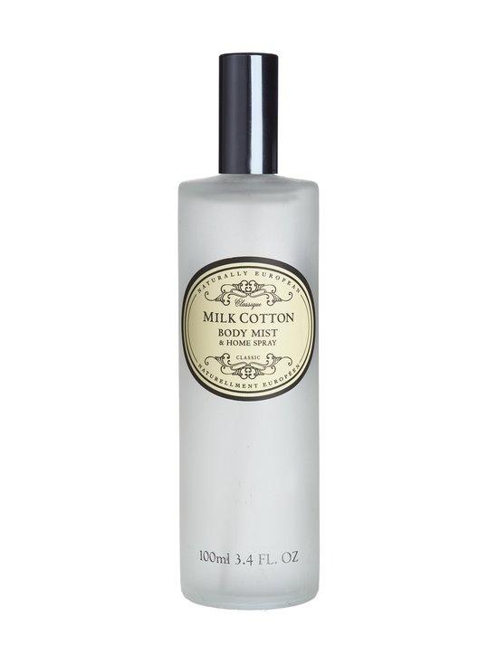 Naturally European - Milk Cotton Body Mist & Home Spray -tuoksusuihke 100 ml - NOCOL | Stockmann - photo 1