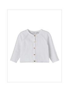 Name It - NbfHilia -neuletakki - BRIGHT WHITE | Stockmann
