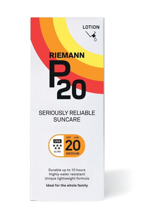 P20 SPF 20 -aurinkosuoja 100 ml