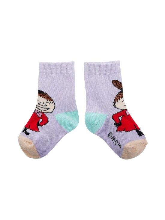 Muumi - Socks Baby -sukat - PURPLE/TURQOISE/PEACH | Stockmann - photo 1