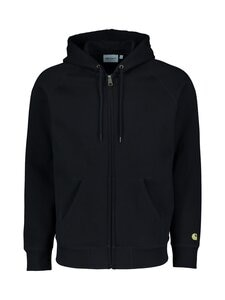 Carhartt WIP - Hooded Chase Jacket -huppari - BLACK / GOLD | Stockmann