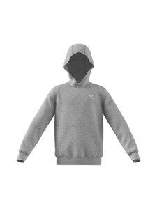 adidas Originals - Small Logo -huppari - MGREYH/WHITE   Stockmann