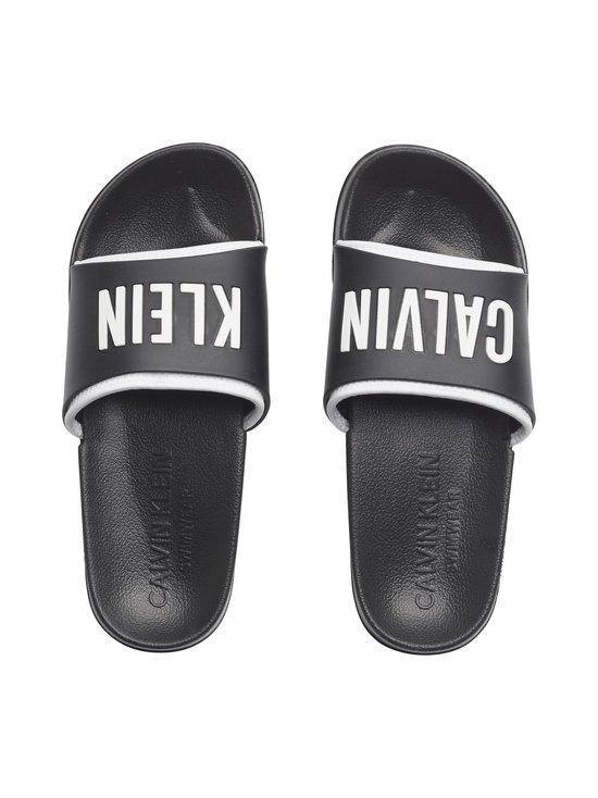 Calvin Klein Underwear - Slide-sandaalit - 001 BLACK | Stockmann - photo 1