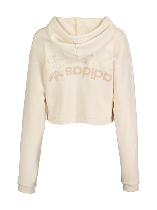 adidas Originals - R.Y.V. Cropped Hoodie -huppari - LINEN | Stockmann - photo 2