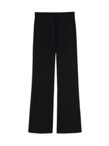 Victoria Victoria  Beckham - High Waist Cropped -housut - BLACK | Stockmann