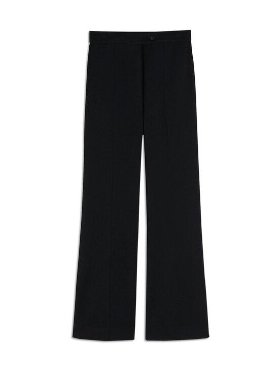 Victoria Victoria  Beckham - High Waist Cropped -housut - BLACK | Stockmann - photo 1