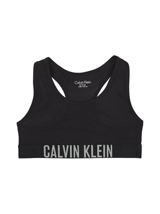 Calvin Klein Kids - Bralette-toppi 2-pack - GREY HEATHER/BLACK | Stockmann - photo 1